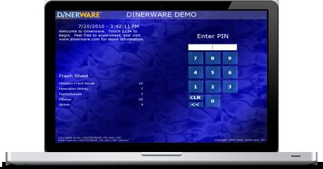 software integration on laptop