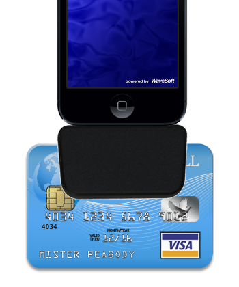 iPhone mobile payment processor credit card